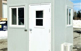 Custom Designed Modular Fiberglass Buildings Maintenance Free Many Options RM Fiberglass LTD Options