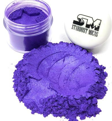 Purple Pigment Powder for Resin