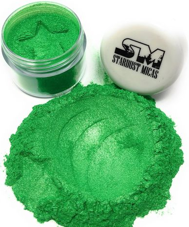 Green Pigment Powder for Epoxy Resin