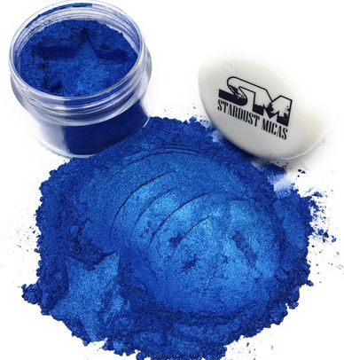 Blue Pigment Powder for Slime Making