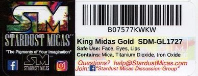 Stardust Micas Ingredients