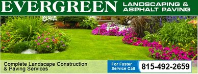 Evergreen Landscaping & Asphalt Paving