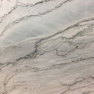 Eiger Alps Quartzite. Natural Stone found in our stone showroom. Midwest Specialty Products.