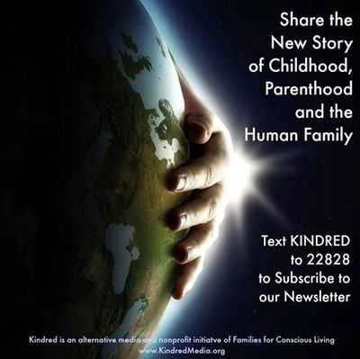 Text KINDRED to 22828 to subscribe to Kindred's newsletter or click on the image to open form.
