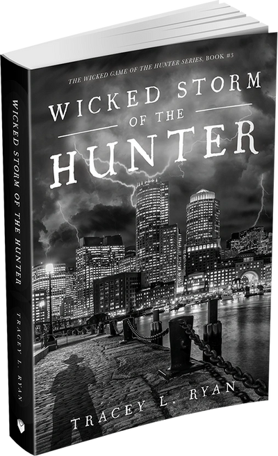 Wicked Storm of the Hunter front cover