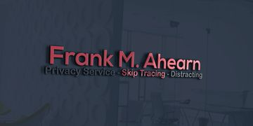 Frank M. Ahearn is a skip tracer who locates missing people.