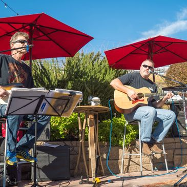 Delta Deuce started in 2009 as an acoustic duo playing classic rock, blues and originals.