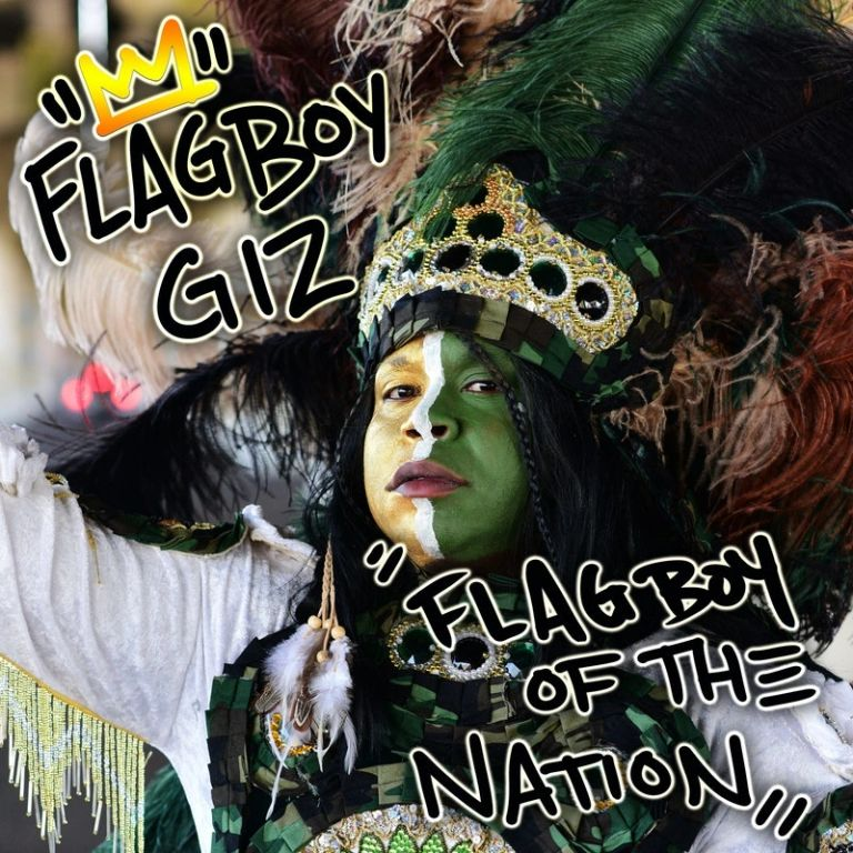 Flagboy Giz - Flagboy of the Nation 2/16