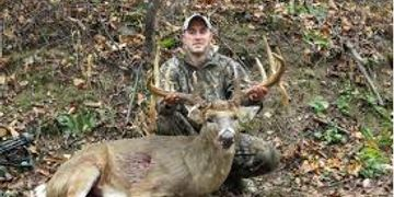 Kentucky whitetail hunts