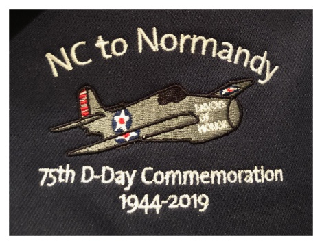 NC to Normandy