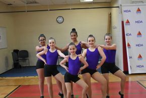 This past Spring, our company dancers performed at the YMCA for Healthy Kids Day!