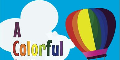 Colors Concept Picture book Carnival ride