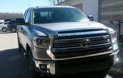 2017 TOYOTA TUNDRA AFTER REPAIRS