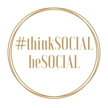 thinkSOCIALbeSOCIAL