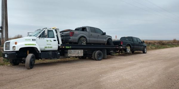 Reliable towing services provided by skilled and courteous professionals.