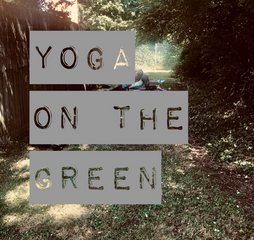 yoga outside in laindon, langdon hills, essex