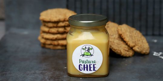 Organic Homemade Ghee, Made in Small Batches