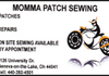 Patches, Repairs, On-Site Sewing Available By Appoiment
