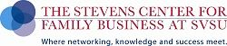 The Stevens Center for Business at Saginaw Valley State University logo