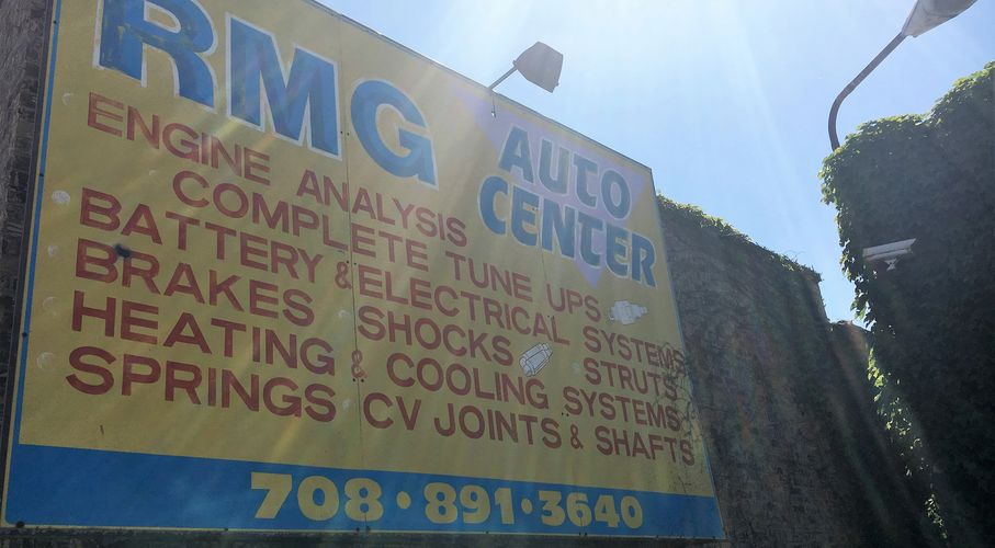 auto repair rmg auto repair center certified repair shop warranty
