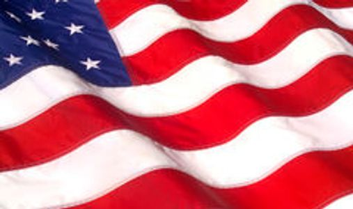 Our pledge American Flag
