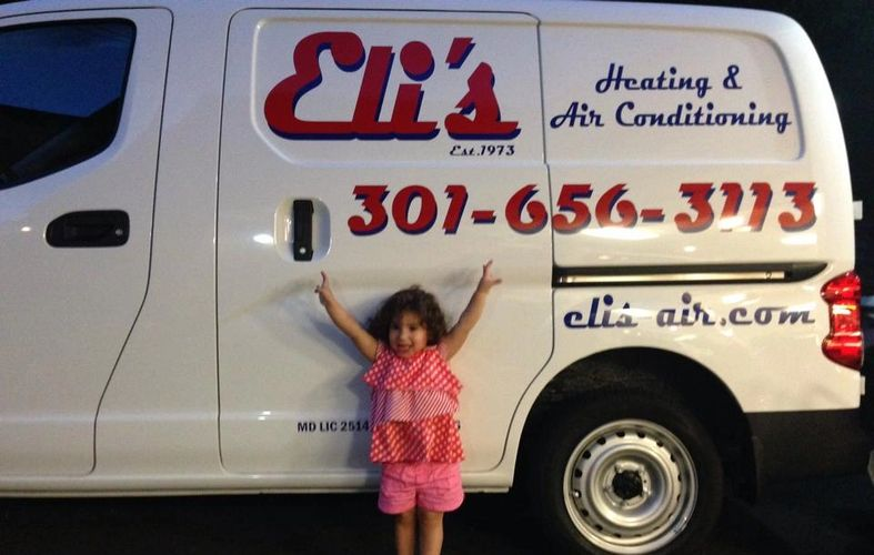 Air Conditioning & Heating in Maryland by Eli's Air, Eli's HVAC in DC Metro Area