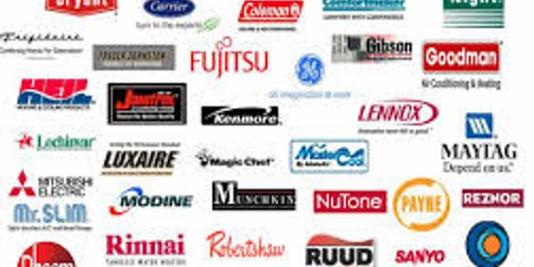 HVAC Brands  Air Conditioning: all brands