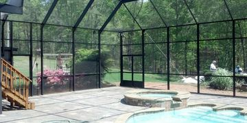 Thank you for considering SUNCATCHER OF ATLANTA for your project. We are available to serve all of y