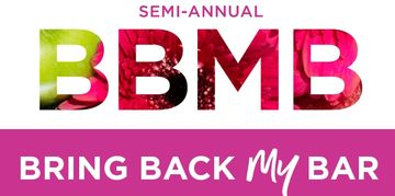 semi annual BBMB bring back my bar hot pink fruit background scentsy