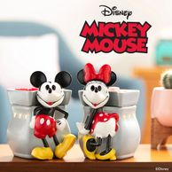 Mickey Mouse Minnie Mouse scentsy warmer disneyworld disneyland disney secret mickey scentsy warmer