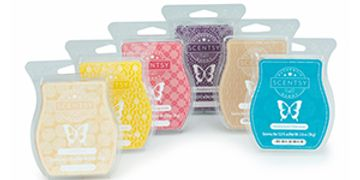 scentsy bars buy 5 get 1 free 6 pack camu camu coconut lemongrass vanilla bean buttercream sweet pea