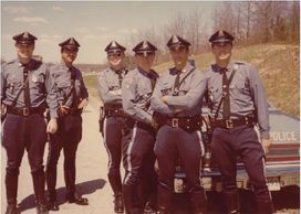 Ronald Scott Route 93 circa 1976 - Federal Task Force