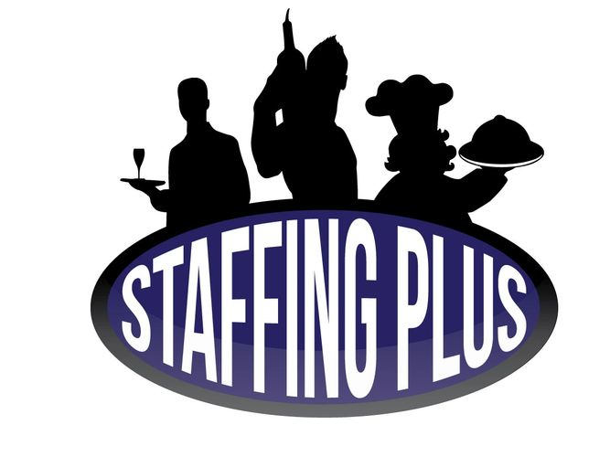 Staffing Plus - Chefs, Servers, Bartenders, Drivers, and Event Crew.