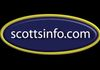 Scottsinfo logo created and designed by Feather of Confidence 2001/2018