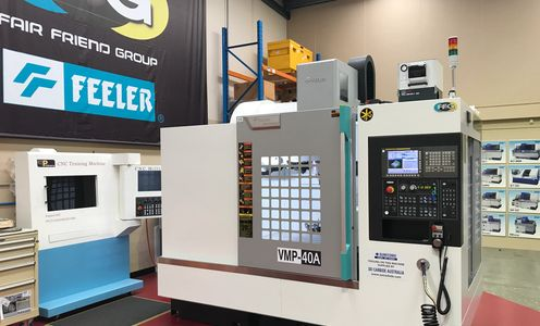 FEELER VMP-40A CNC Vertical Machining Centre