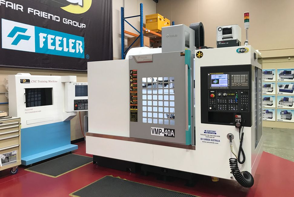 FEELER CNC Vertical Machining Centre in stock