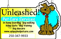 Unleashed! Pet Care Services