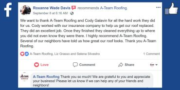 A Team Roofing Roofing In Collierville Memphis Tennessee