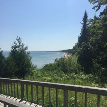 Whitefish Dunes State Park, Door County.
