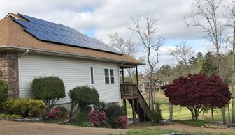 Our Liberty Solar Home