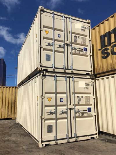 20 foot shipping container new