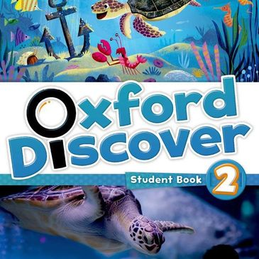 Oxford Discover Online Practice