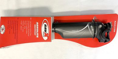 RavX Aerolite Carbon 205g Bicycle Seat