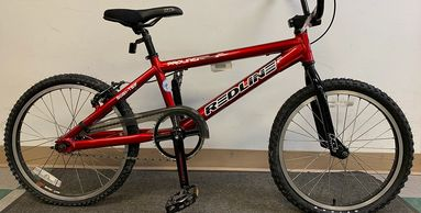 Authentic Redline Proline PRO. This racer can fly with its ultra light frame and components. New Con