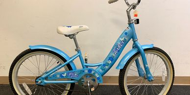 Torker BLUE Wildflower Youth Bike