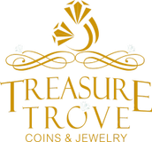 Treasure Trove Coins & Jewelry
