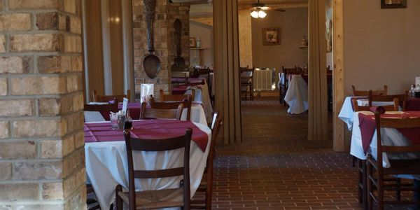 Wine Room inside Luigi's Italian Restaurant, available for your next event. Contact us to reserve.