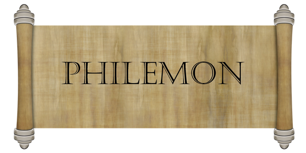 The New Testament book of: Philemon