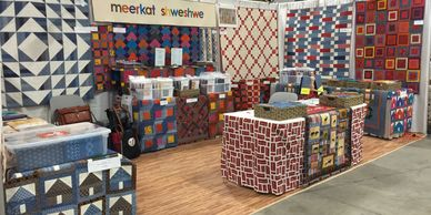 Meerkat Shweshwe imports and sells shweshwe prints 100% cotton ethically produced by Da Gama Textiles in South Africa