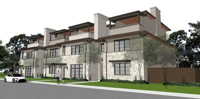 Luxury Townhomes at Lakeside Crossing